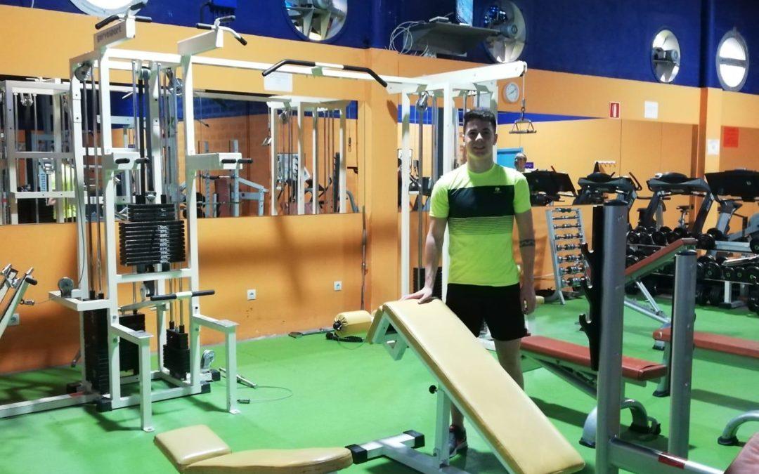 Praktikak  Araba  Fitness  gimnasioan