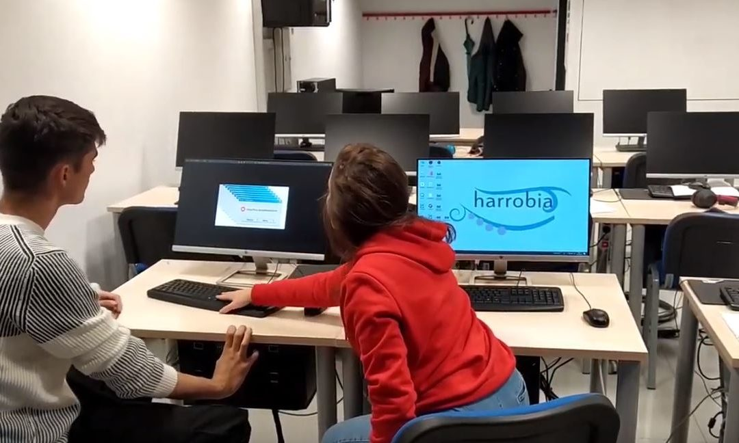 Kirola, Informatika eta 3D zikloetako ikasleek Beldur Barik lehiaketan parte hartuko dute