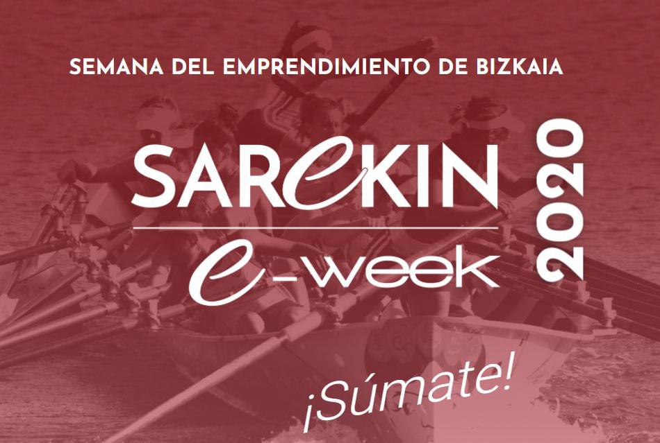Harrobia Ikastolak parte hartu du Sarekin Week 2020 jardunaldietan