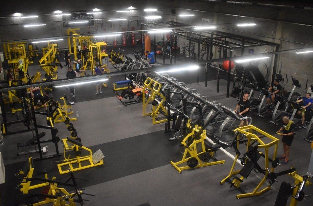 Praktikak BC Fun Fitness Gym